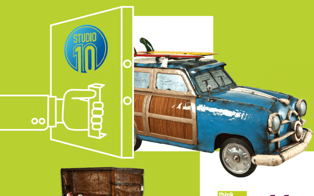 Woody Cooler spotted in Studio 10 competition