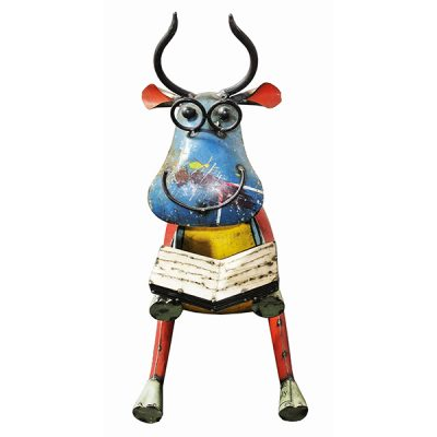 CR1351-cow-scholar-garden-sculptre