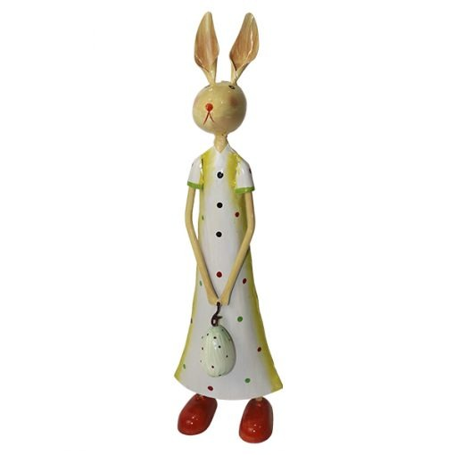henrietta rabbit - garden art