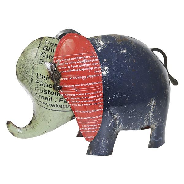 Bet On Me Elephant Large U2013 Unique Garden Sculpture U2013 Eco Friendly And  Handmade