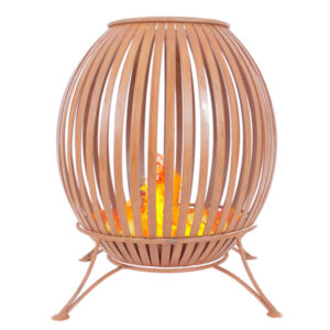 Decorative Fire Pits & Cast Iron Bowls